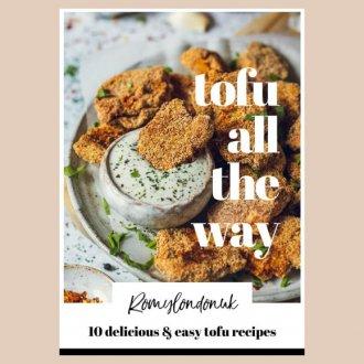 Blog Tofu all the way (free ebook)